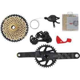 SRAM XX1 Eagle Gruppo del cambio 1x12 DUB 34 denti 175mm, black
